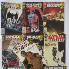 Cómics: GOTHAM CENTRAL COMPLETA. Lote 63006672