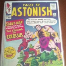 Cómics: TALES TO ASTONISH N 58 USA AÑO 1964 L4P5. Lote 63008916
