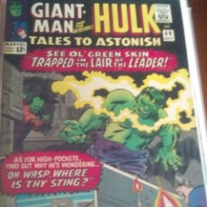 Cómics: TALES TO ASTONISH N 69 USA AÑO 1965 L4P5. Lote 63060212