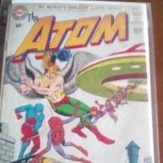 Cómics: THE ATOM N-7 USA AÑO 1963 LEER DESCRIPCION L4P5. Lote 63095532
