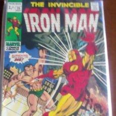 Cómics: THE INVINCIBLE IRON MAN N 25 USA L4P5. Lote 63099528