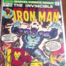 Cómics: THE INVINCIBLE IRON MAN N 56 USA L4P5. Lote 63099888
