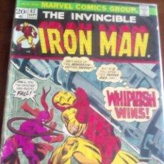 Cómics: THE INVINCIBLE IRON MAN N 62 USA L4P5. Lote 63100056