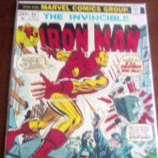 Cómics: THE INVINCIBLE IRON MAN N-65 USA L4P5. Lote 63100400