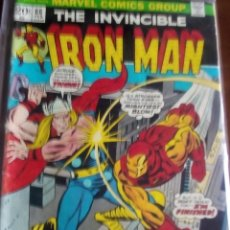 Cómics: THE INVINCIBLE IRON MAN N 66 USA L4P5. Lote 63101280