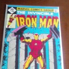 Cómics: THE INVINCIBLE IRON MAN N 100 USA DIFICIL L4P5. Lote 63102424