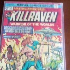 Cómics: KILLRAVEN N-30 L4P5. Lote 63104836