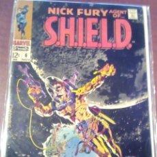 Cómics: NICK FURY AGENT OF SHIELD N 6 USA AÑO 1968 L4P3. Lote 63166192