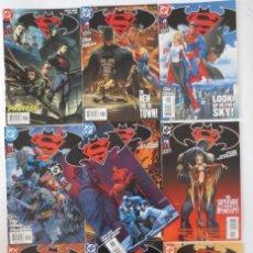 Cómics: SUPERMAN BATMAN INGLES. Lote 63390156