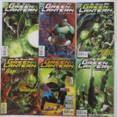 Cómics: GREEN LANTERN REBIRTH COMPLETA. Lote 63392524