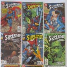 Cómics: SUPERMAN THE MAN OF STEEL. Lote 63392888