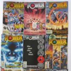 Cómics: THE POWER COMPANY COMPLETA MAS ESPECIALES. Lote 63393456