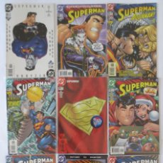 Cómics: SUPERMAN COMPLETA INGLES. Lote 63396228