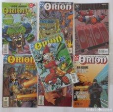 Cómics: ORION COMPLETA . Lote 63396572