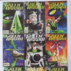 Cómics: GREEN ARROW 1 AL 61 COMPLETA MAS SECRET FILES. Lote 63397348