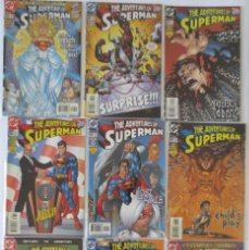 Cómics: ADVENTURES OF SUPERMAN . Lote 63397912