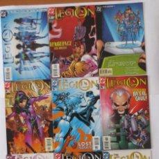 Cómics: LEGION COMPLETA. Lote 63400148