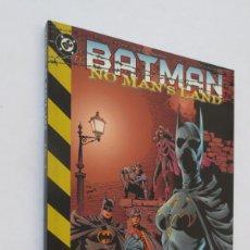 Cómics: BATMAN NO MAN´S LAND 1,2,3,4. Lote 63420580