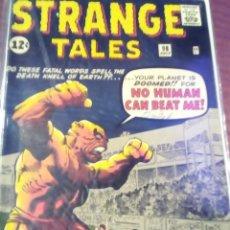 Cómics: STRANGE TALES N-98 USA AÑO 1962. Lote 63583464