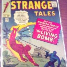 Cómics: STRANGE TALES N-112 USA AÑO 1963 L4P5. Lote 63584668