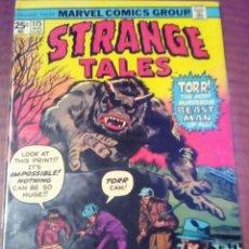 Cómics: STRANGE TALES N-175USA DIFICIL L4P5. Lote 63589668