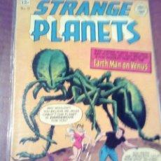 Cómics: STRANGE PLANETS N11 USA AÑO 1963 L4P5. Lote 63630275