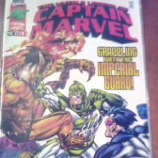 Cómics: CAPTAIN MARVEL AÑO 1997 USA L4P5. Lote 63640763
