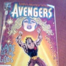 Cómics: AVENGERS N-384 USA AÑO 1994 L4P5. Lote 63642187