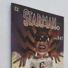 Cómics: STARMAN. Lote 63809523