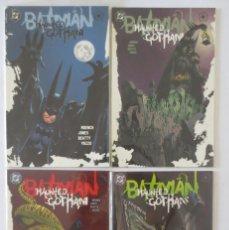 Cómics: BATMAN HAUNTED GOTHAM COMPLETA. Lote 63971459