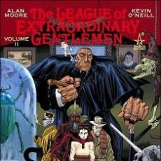 Cómics: ALAN MOORE: THE LEAGUE OF EXTRAORDINARY GENTLEMEN, VOLUME II (INGLÉS). Lote 64017307