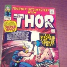 Cómics: THOR N 114 USA AÑO 1965 L4P3. Lote 64876471