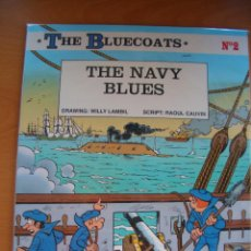 Cómics: THE BLUE COATS #2 NAVY BLUES (CINEBOOK, 2009) . Lote 65830410