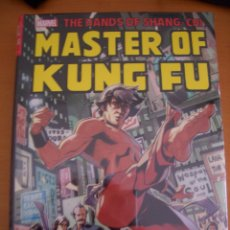 Cómics: MASTER OF KUNG FU OMNIBUS #1 (MARVEL, 2016). Lote 66744902