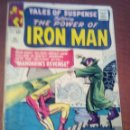 Cómics: TALES OF SUSPENSE N 54 USA AÑO 1964. Lote 67092401