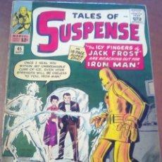 Cómics: TALES OF SUSPENSE N 45 USA DIFICILISIMO AÑO 1963 L4P3. Lote 67097797