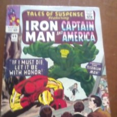 Cómics: TALES OF SUSPENSE N 69 USA AÑO 1965 L4P3. Lote 67113489