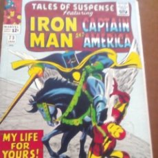 Cómics: TALES OF SUSPENSE N 73 USA AÑO 1965 DIFICIL L4P3. Lote 67168345