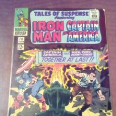 Cómics: TALES OF SUSPENSE N 78 USA AÑO 1966 L4P3. Lote 67170793