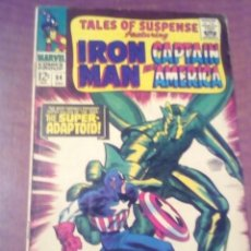Cómics: TALES OF SUSPENSE N 84 USA AÑO 1966 L4P3. Lote 67171461