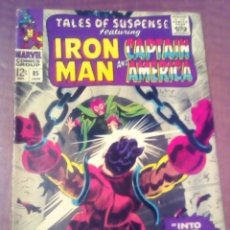 Cómics: TALES OF SUSPENSE N 85 USA AÑO 1967 L4P3. Lote 67171877