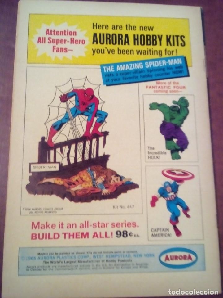 Cómics: TALES OF SUSPENSE N 86 USA AÑO 1967 L4P3 - Foto 2 - 67172253