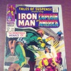 Cómics: TALES OF SUSPENSE N 89 USA AÑO 1967 L4P3. Lote 67174733