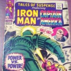 Cómics: TALES OF SUSPENSE N 93 USA AÑO 1967 L4P3. Lote 67175889