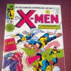 Cómics: X-MEN N-1 EN ALEMAN AÑO 1999 L4P3. Lote 67184137