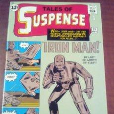 Cómics: TALES OF SUSPENSE N 39 EN ALEMAN AÑO 1999 ...PRIMERA APARICION DE IRON MAN. Lote 100478192