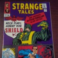 Cómics: STRANGE TALES N 135 EN ALEMAN AÑO 1999 PRIMERA APARICION DE NICK FURIA-SHIELD. Lote 67184981