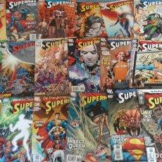 Cómics: PACK SUPERMAN KURT BUSIEK 18 NUMEROS. Lote 67386849