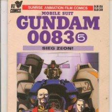 Comics - GUNDAM 0083. Nº 5. THE ALBION IRREGULARS. COMICS USA. (Z/C12) - 67492333