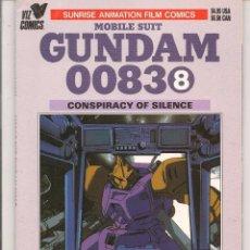 Comics - GUNDAM 0083. Nº 8. THE ALBION IRREGULARS. COMICS USA. (Z/C12) - 67492385